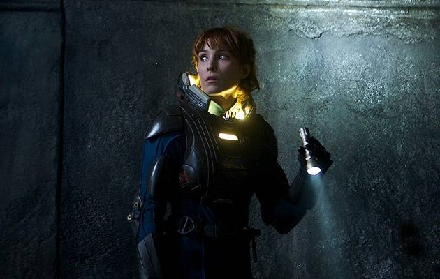 Noomi Rapace Returns for 'Alien: Covenant,' We Think