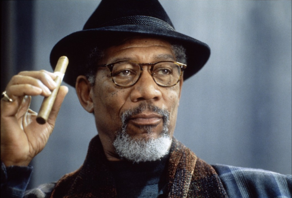 Top People Morgan Freeman