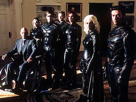 X Men 2000 Rogue The Cast of '...
