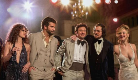 'American Hustle' was among the films acknowledged by the Screen Actor's Guild