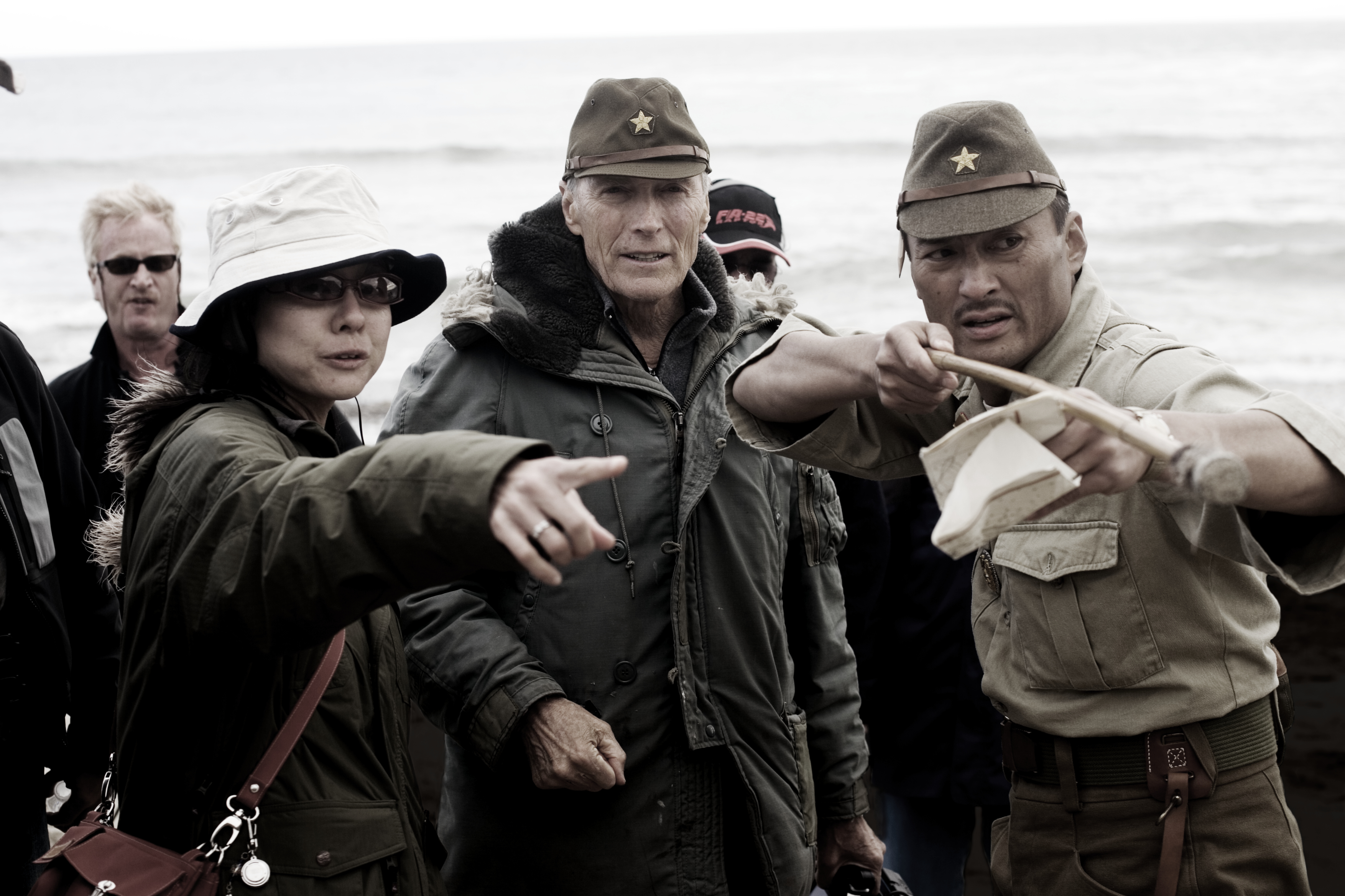 a critique of letters from iwo jima a film by clint eastwood Letters from iwo jima film, drama 0 add review  the bloody wresting of the tiny island of iwo jima from 21,000 japanese by an unprecedented  clint eastwood.