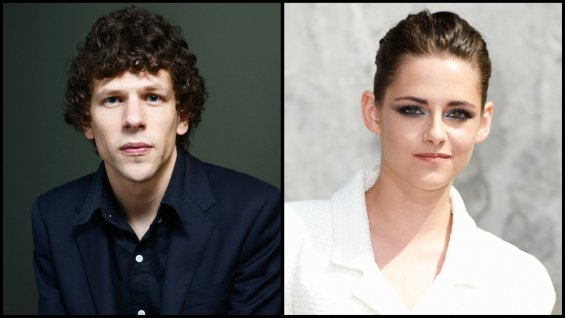 Kristen Stewart And Jesse Eisenberg Team For The Indie Comedy