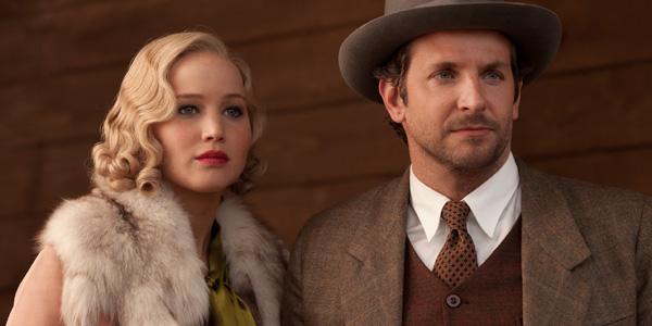 Jennifer Lawrence and Bradley Cooper star in Serena
