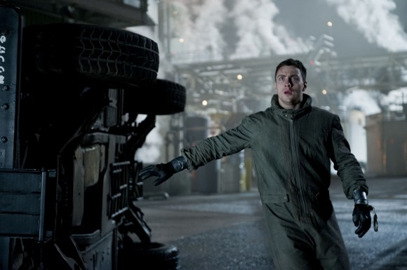 Aaron Taylor-Johnson as Ford Brody in Warner Bros. Pictures' and Legendary Pictures' sci-fi action adventure 'Godzilla'