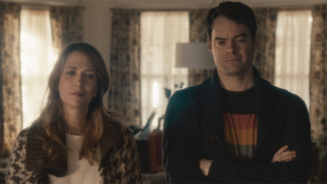 Bill Hader to Star in Indie 'Empress of Serenity'