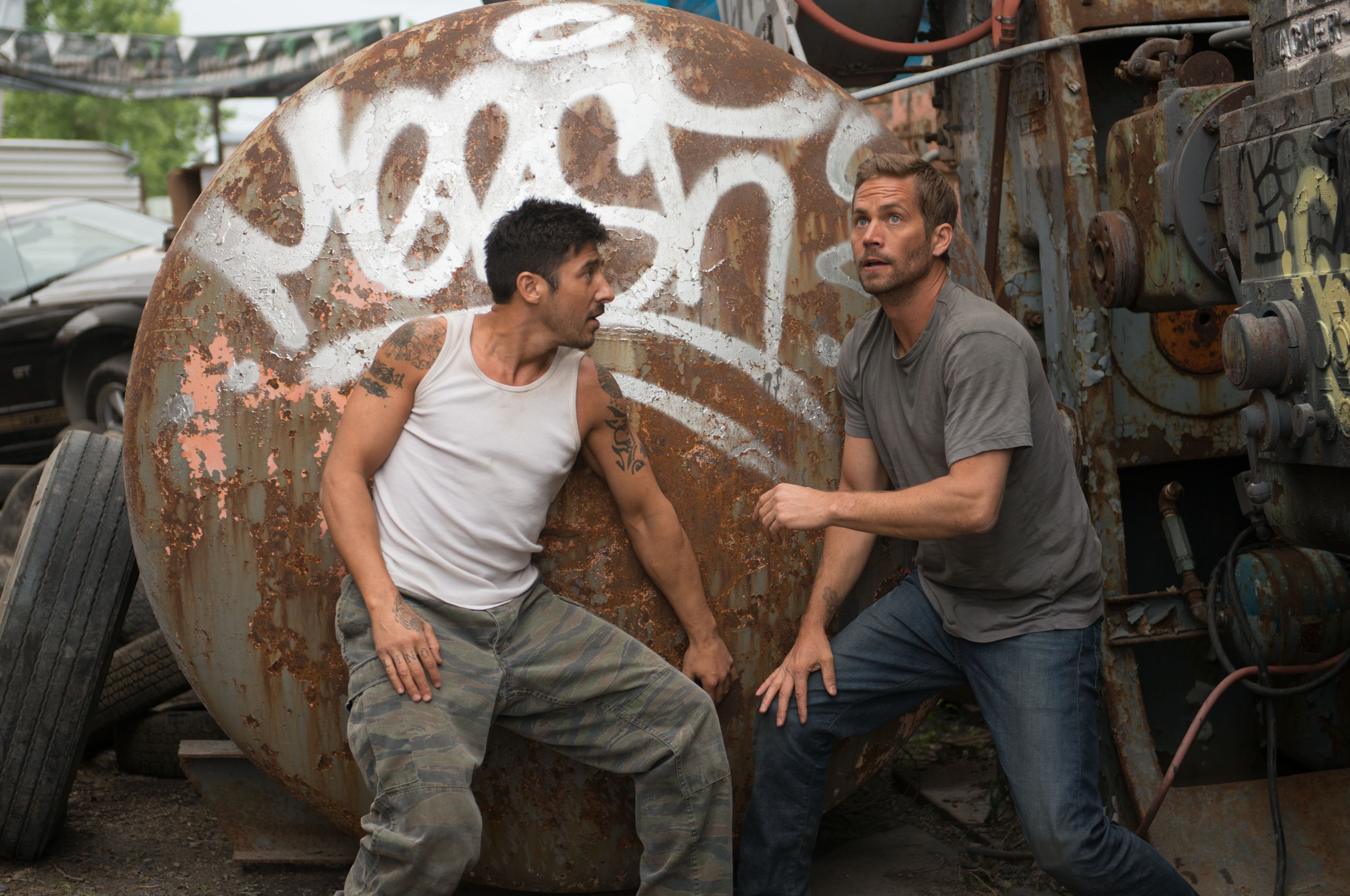 Movie Review – 'Brick Mansions'