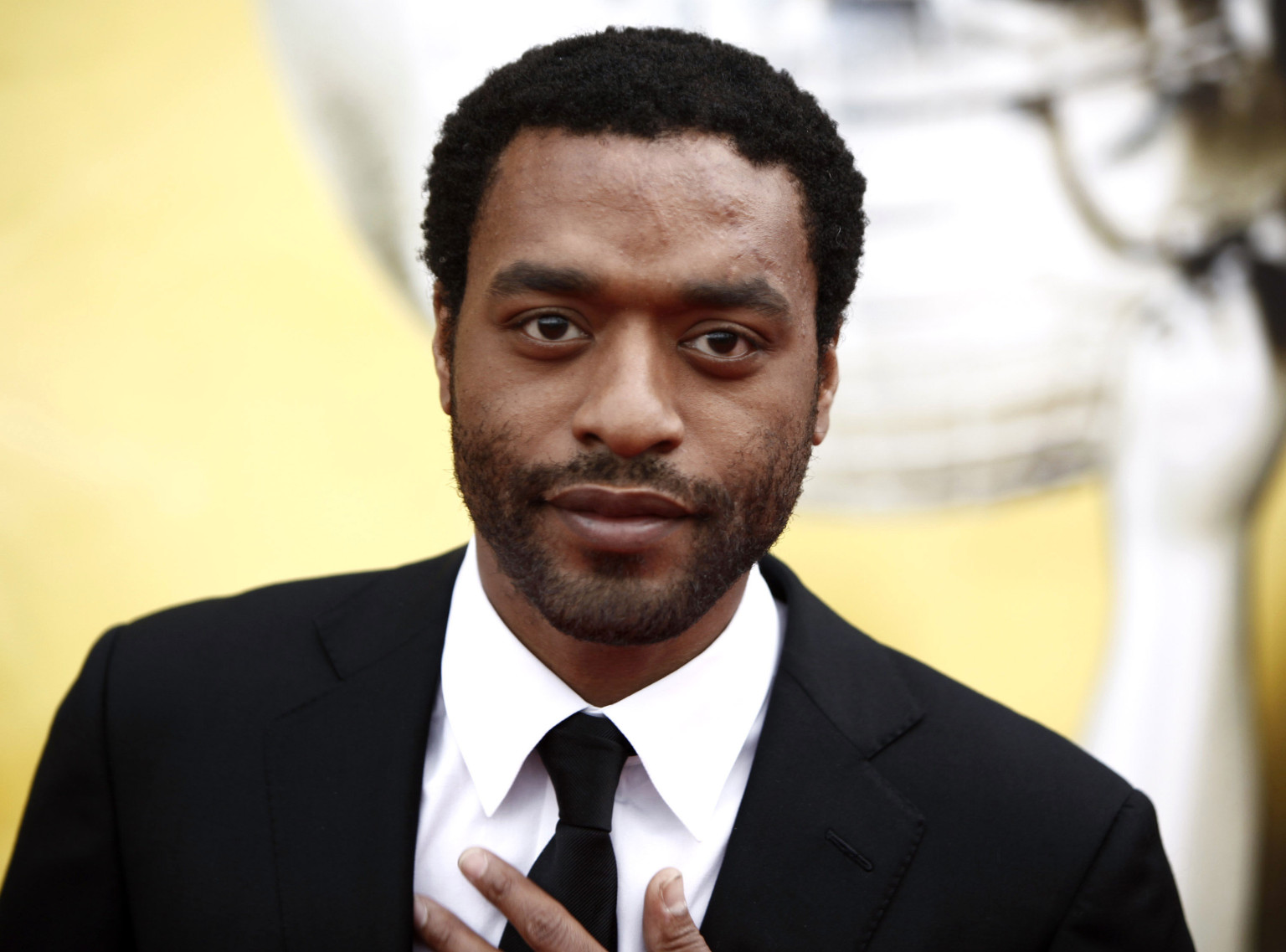 Chiwetel Ejiofor Net Worth