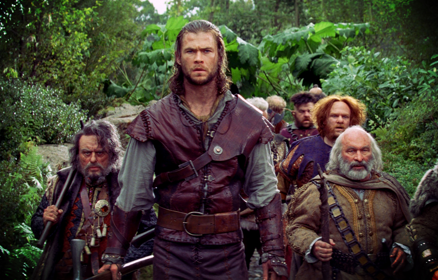 'The Huntsman' from 'Snow White and the Huntsman' Will Get ...