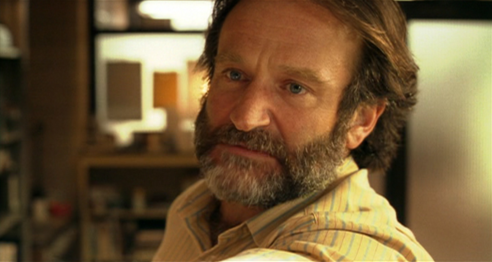 a review of the movie good will hunting Will hunting washes floors at mit it's honest, honorable work he tells himself but  when he comes home at night, he applies his brilliant mind to.