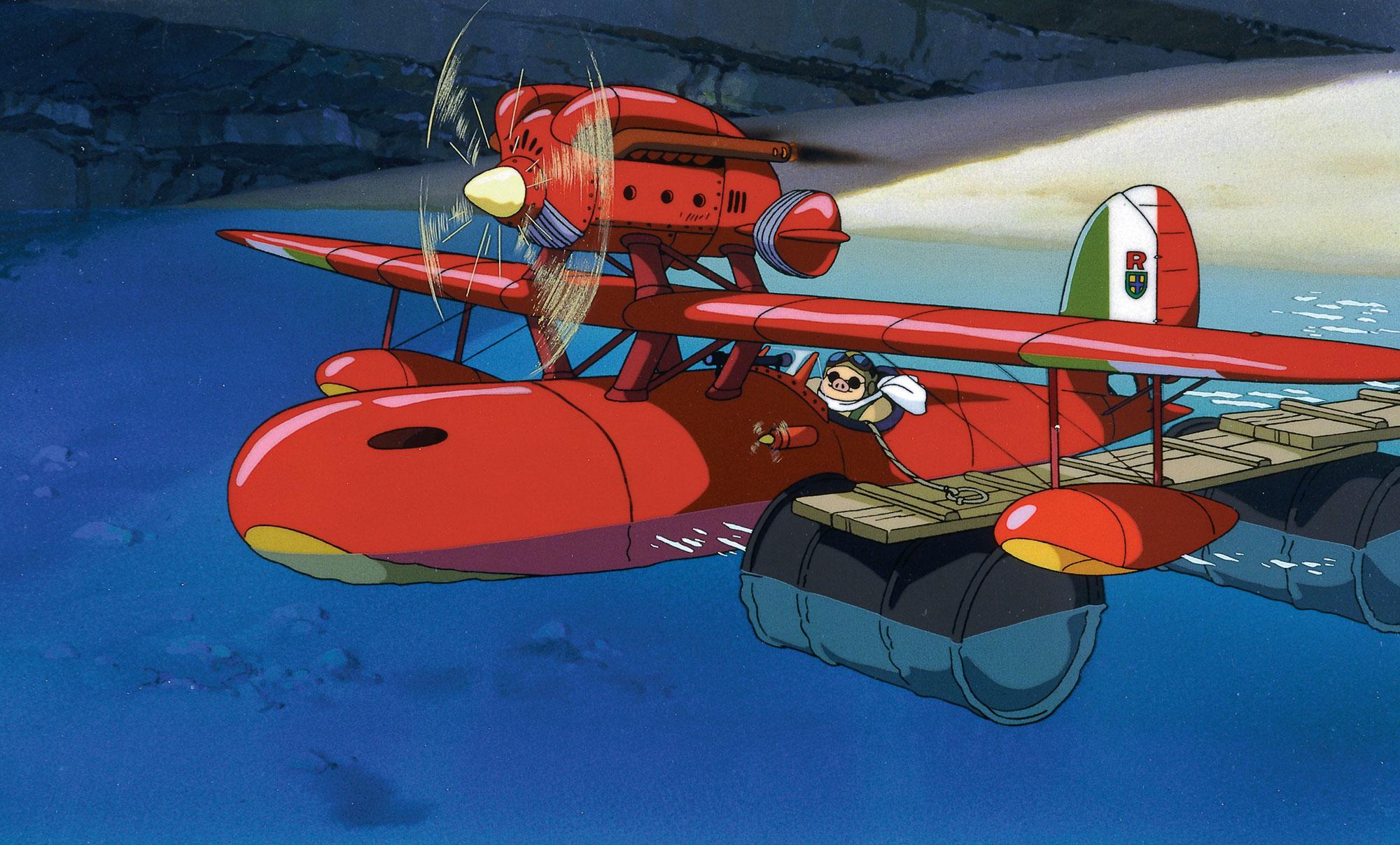 Director B-Side: Hayao Miyazakiu2019s u2018Porco Rossou2019 : mxdwn Movies