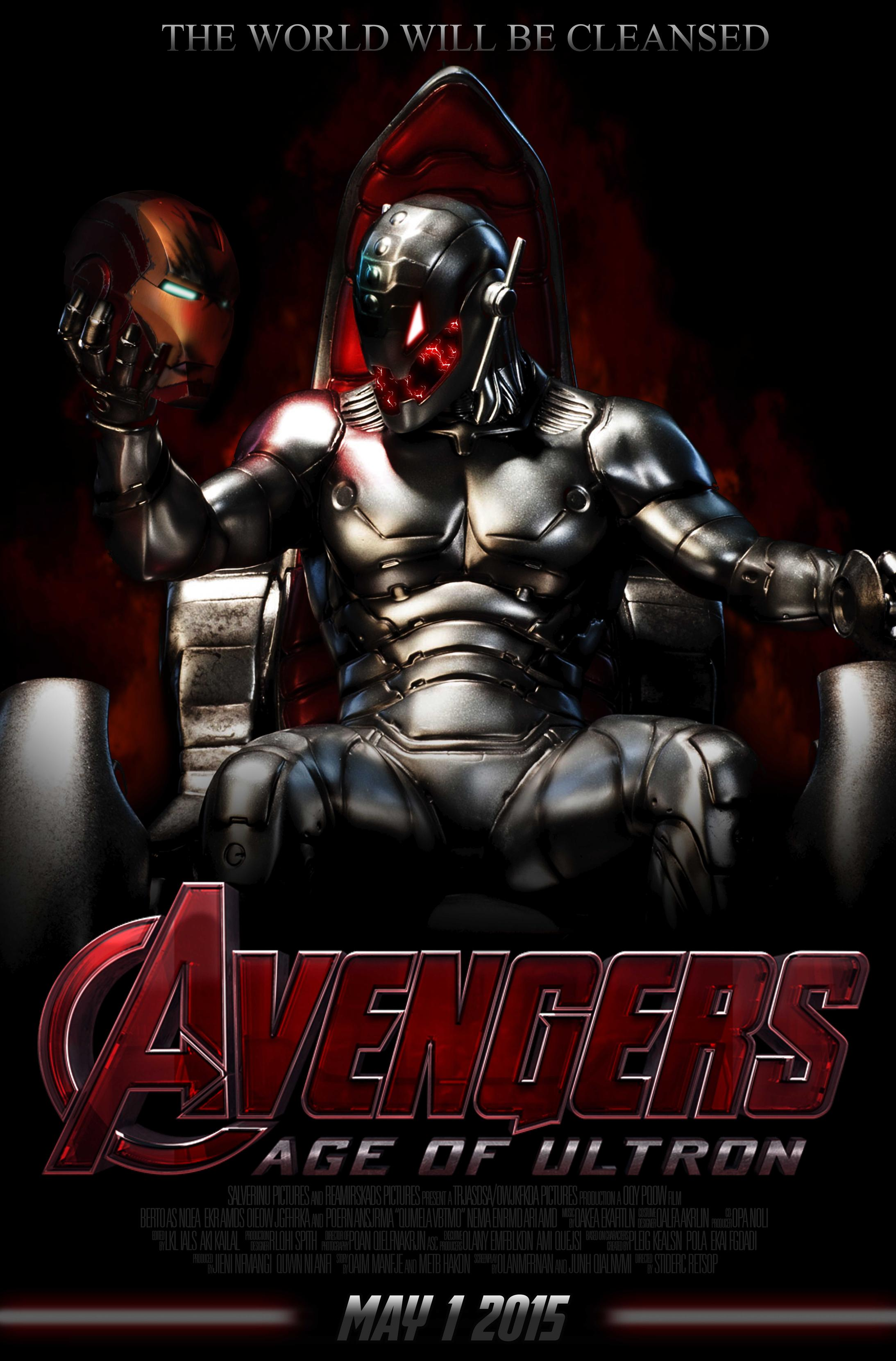 First Trailer for 'Avengers: Age of Ultron' Leaks Online ...