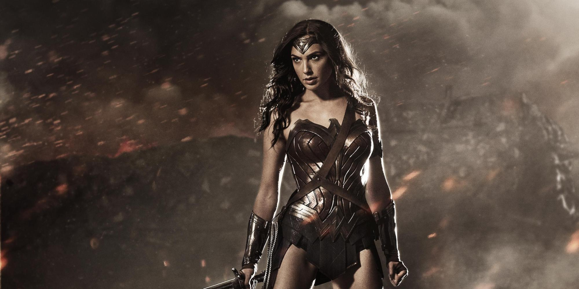 'Wonder Woman' to Begin Filming This Year