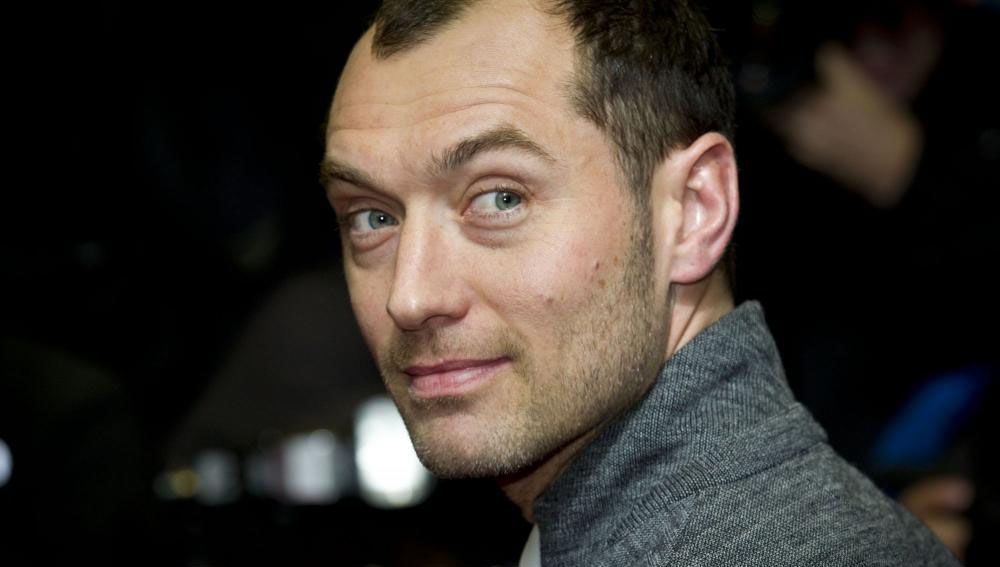 Jude Law in Tal...