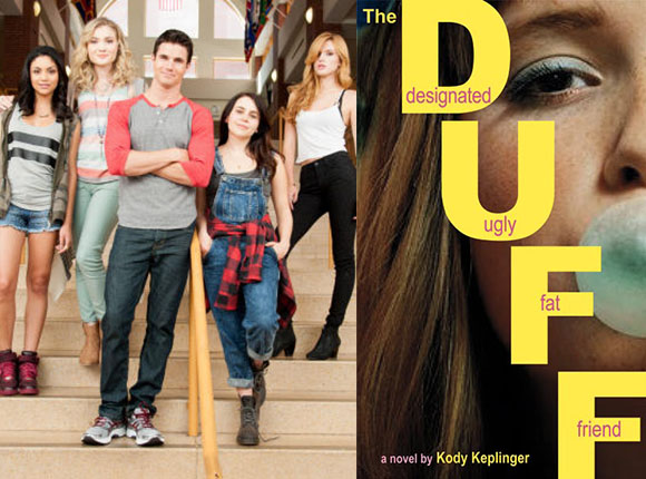 Diary of a… Pissed off Book Fan {Why The DUFF Movie Didn't Work ...