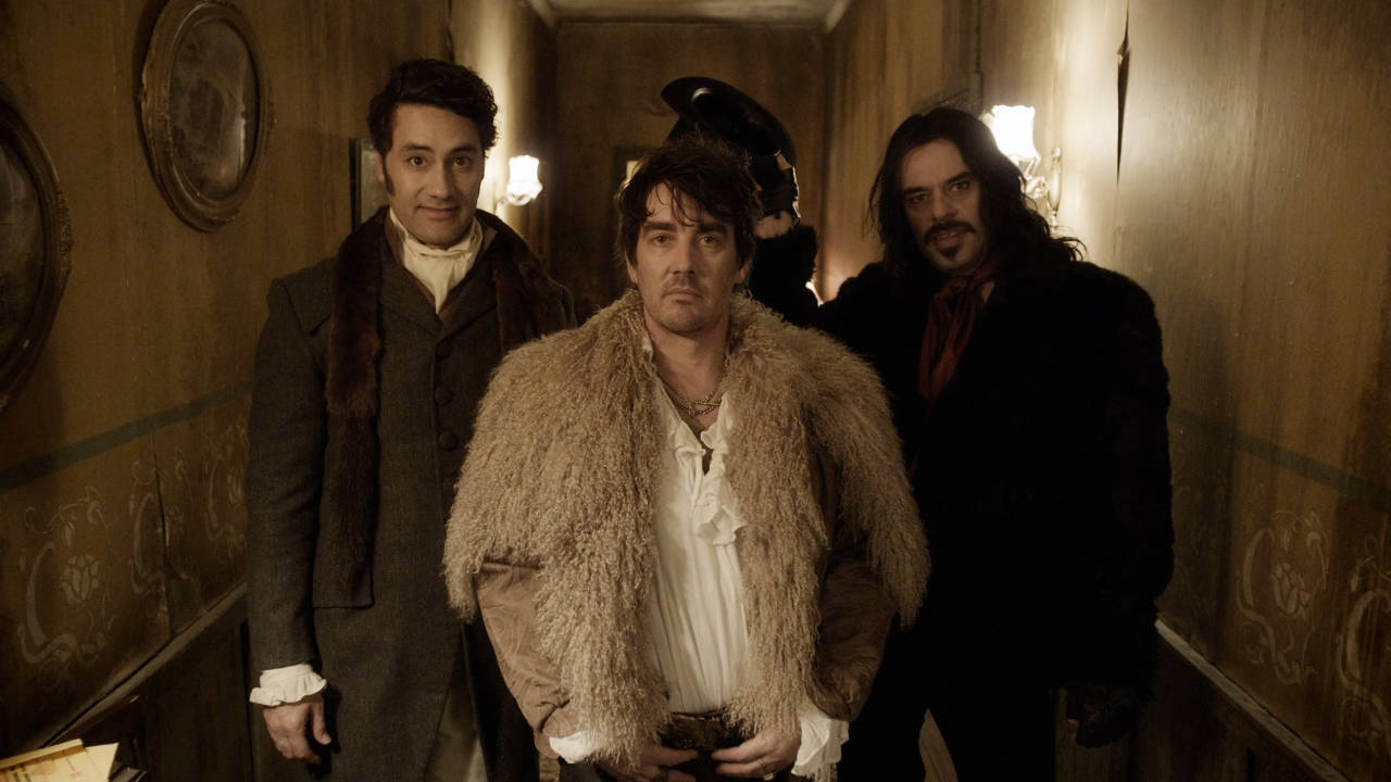 Movie Review – 'What We Do in the Shadows'