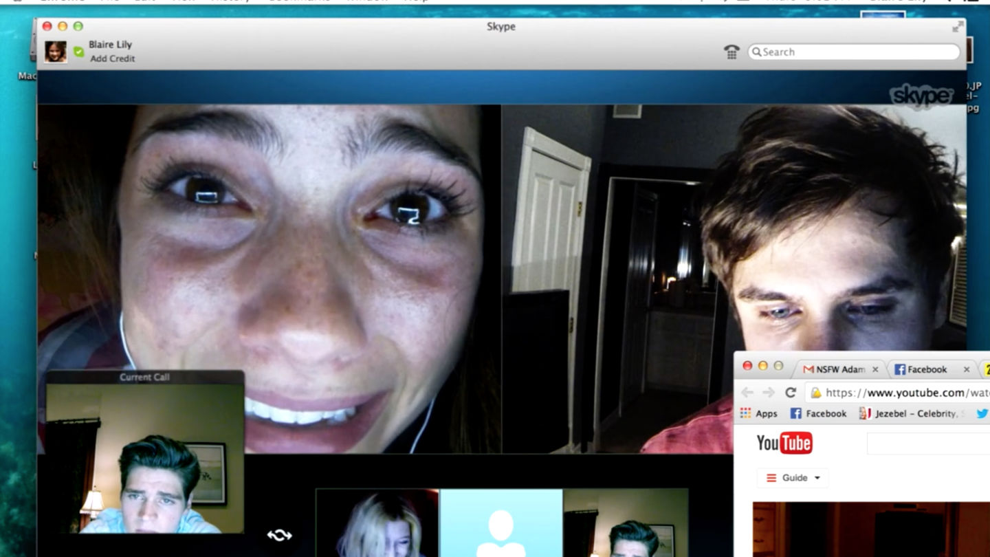 unfriended movie depicts social media as a source of real world horror