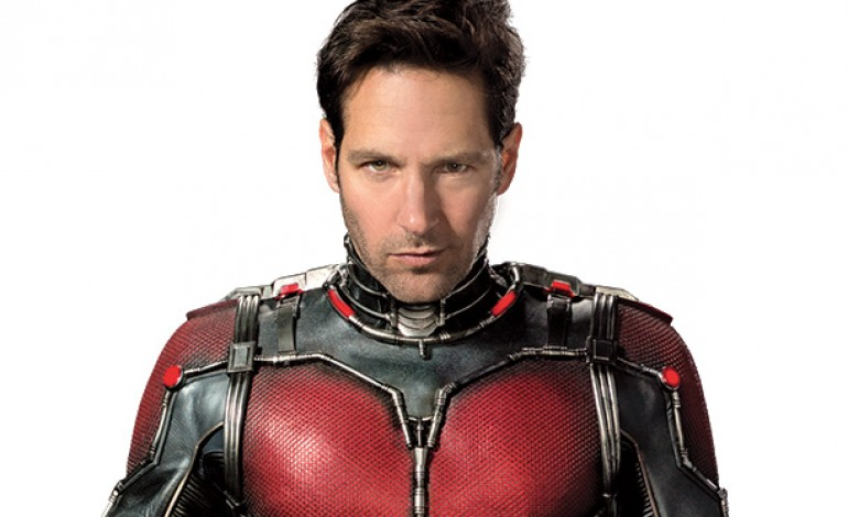 Paul Rudd aka Ant-Man Joins 'Captain America: Civil War'