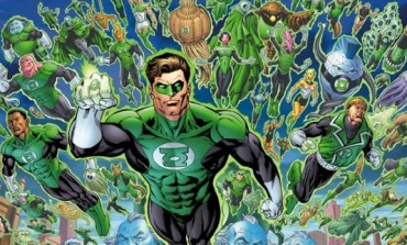 Warner Bros. Partner David S. Goyer, Justin Rhodes for 'Green Lantern Corps'