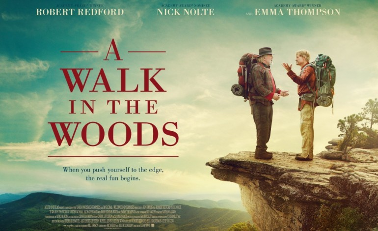 Movie Review – 'A Walk in the Woods′