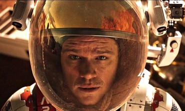 TIFF Invaded By 'The Martian'