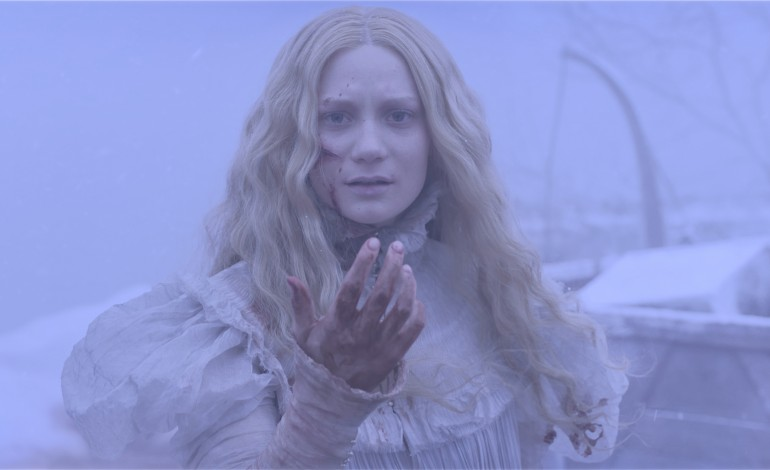 Movie Review – 'Crimson Peak'