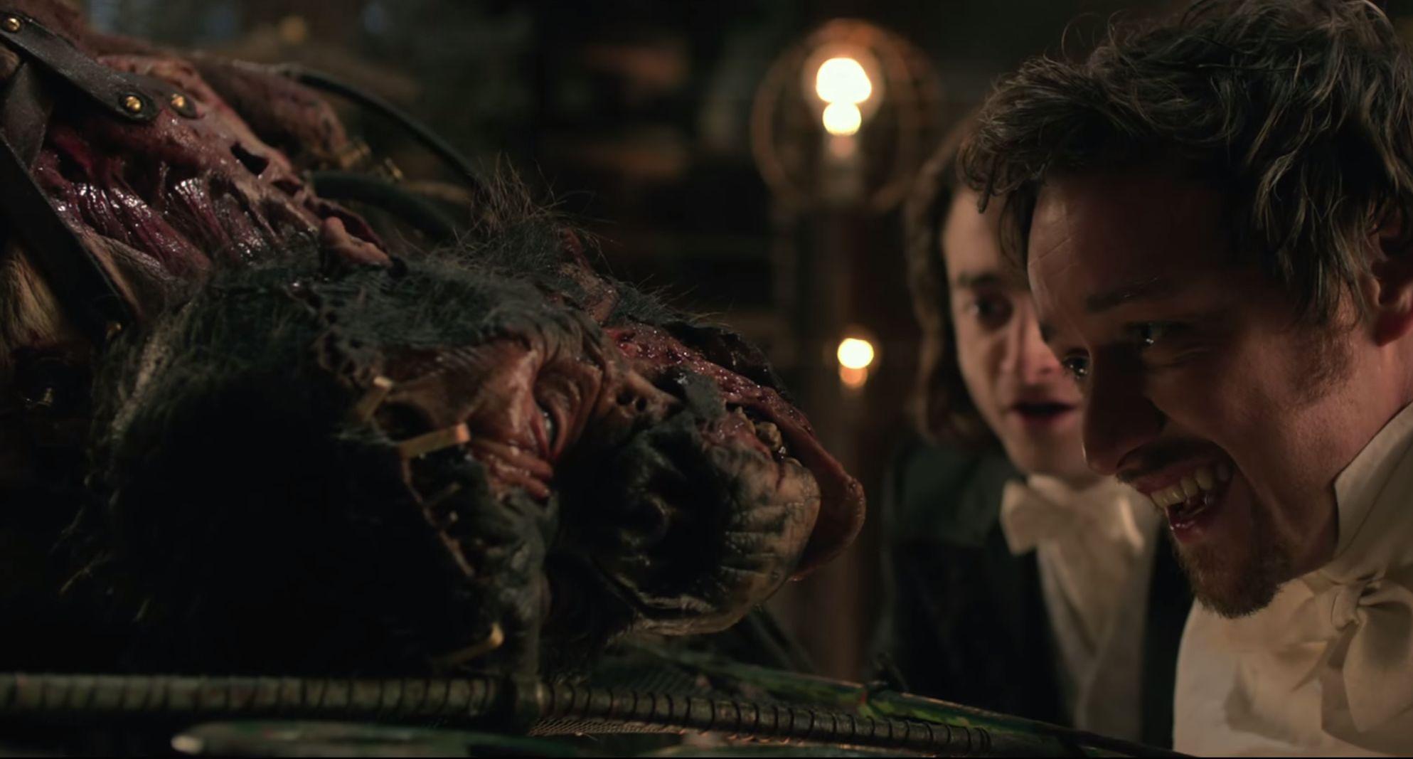 Movie Review – 'Victor Frankenstein' | mxdwn Movies