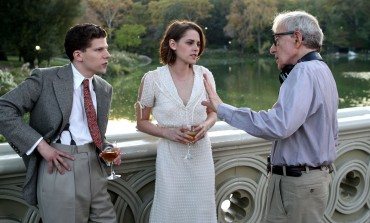 Woody Allen's Latest, Starring Kristen Stewart and Steve Carell, Goes to Amazon