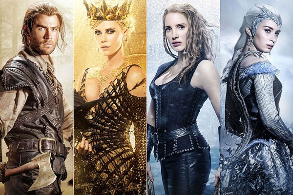 Movie Review – 'The Huntsman: Winter's War'