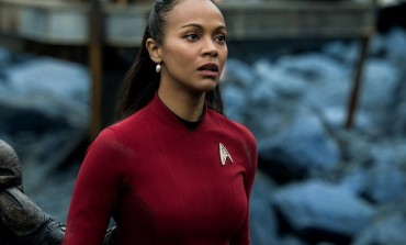 Zoe Saldana On Relationships In 'Star Trek Beyond' & Excitement Over Film's Fresh Take