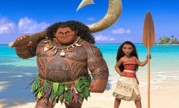 Official Teaser for Disney's Latest Film 'Moana'