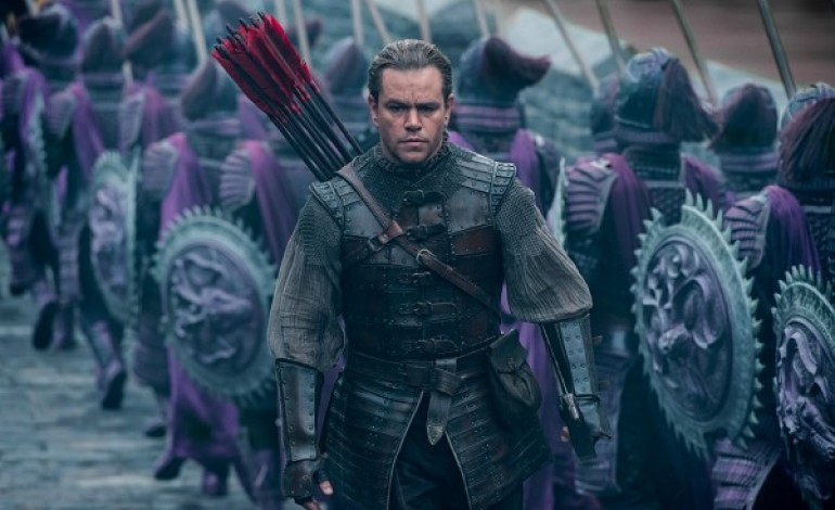 Movie Review – 'The Great Wall'