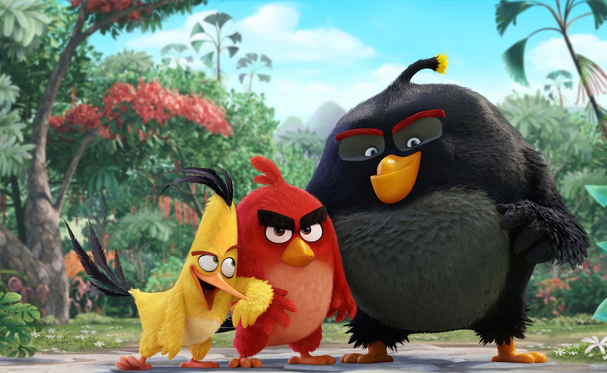 'The Angry Birds Movie 2' is Officially in the Works