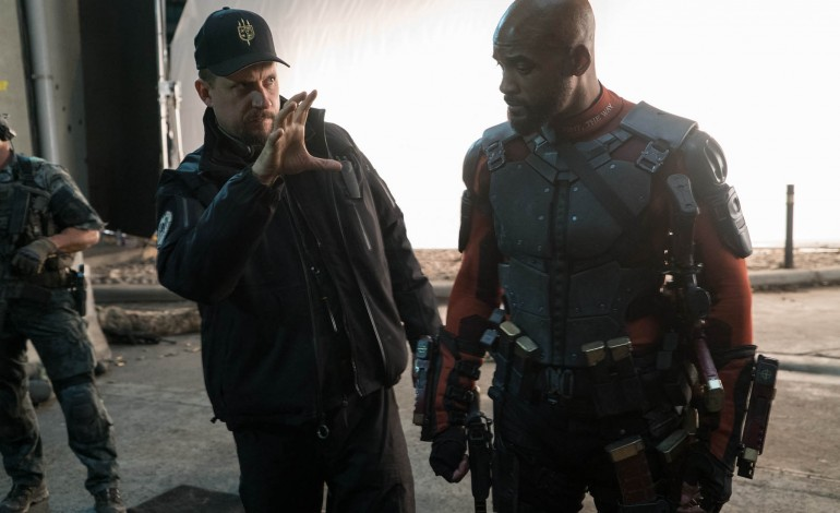"""'Suicide Squad' Director Affirms """"The Released Movie is My Cut"""""""