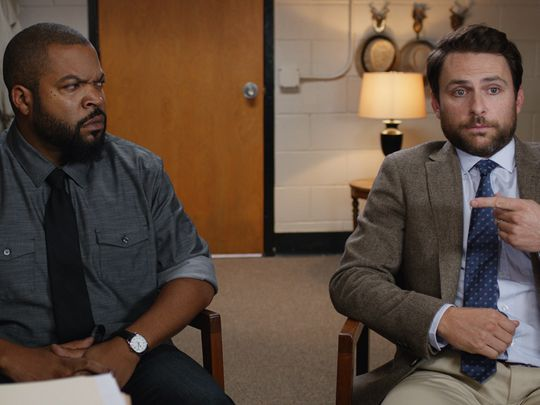 'Fist Fight' Trailer: Charlie Day VS Ice Cube, Winner Rules The Schoolyard