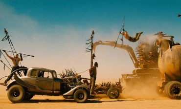 'Mad Max: Fury Road' Video Shows Wild Behind-the-Scenes Footage