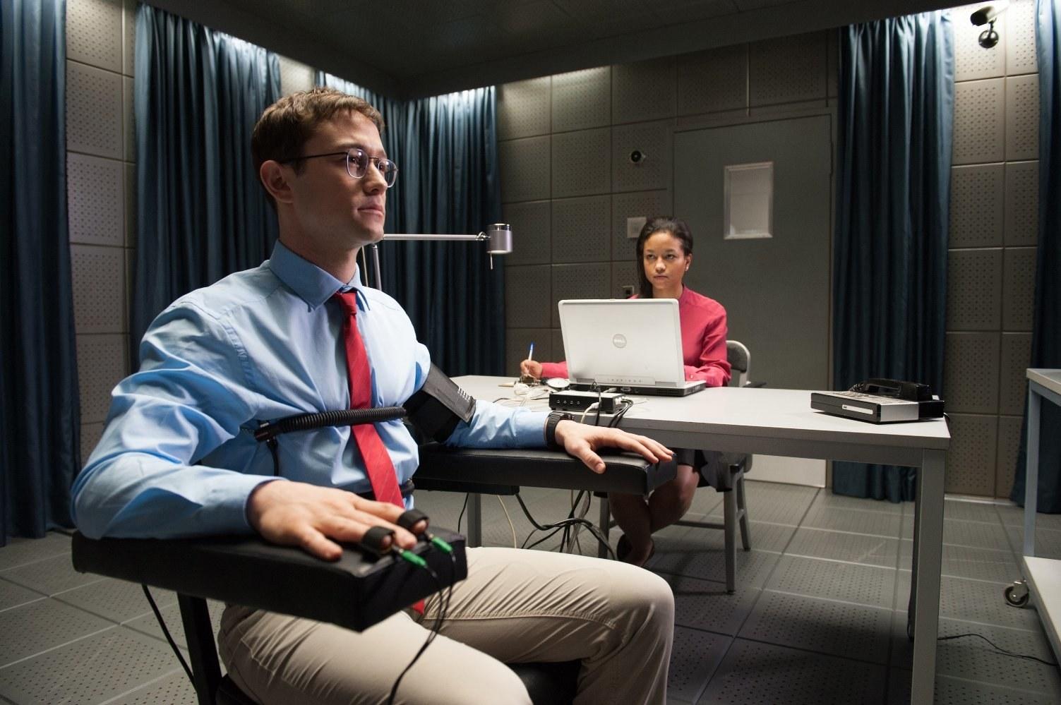 Movie Review - 'Snowden'