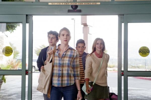 Movie Review - 'Miss Stevens'
