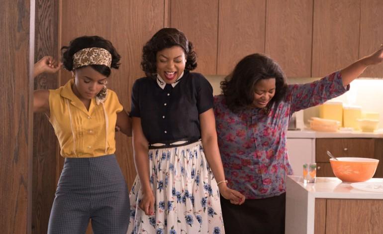 'Hidden Figures' Tops 'Rogue One' in Final Weekend Box Office Numbers
