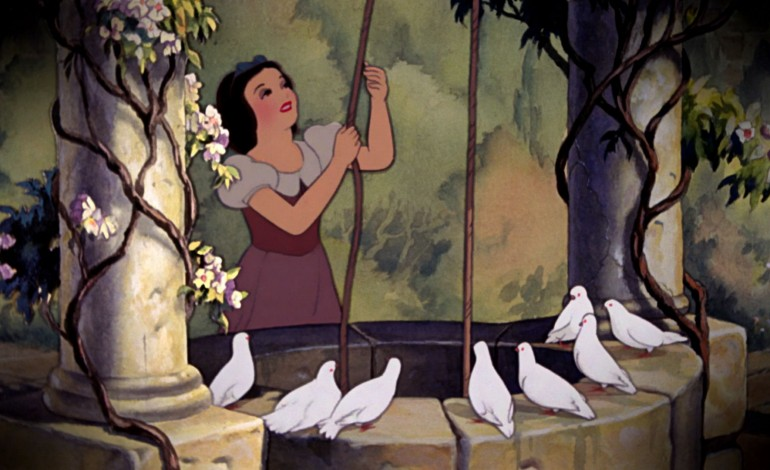 Live-Action 'Snow White' in the Works at Disney