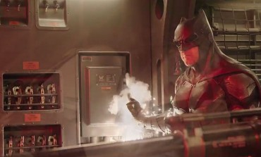Zack Snyder Presents 'Justice League' Sizzle Reel as Filming Nears Conclusion