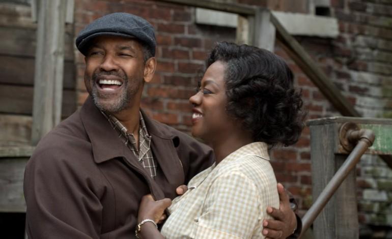 'Fences' Trailer: Viola Davis and Denzel Washington Shine