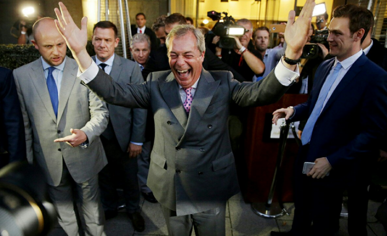 Brexit…the Movie? Warner Bros. May Make It Happen
