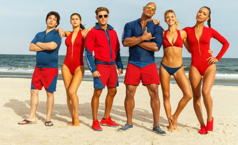 Check Out Dwayne Johnson and Zac Efron in the New 'Baywatch' Trailer