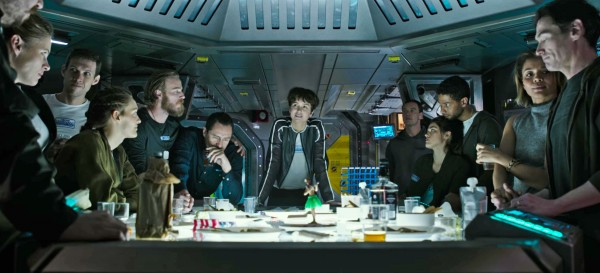 Watch the Prologue for 'Alien: Covenant'