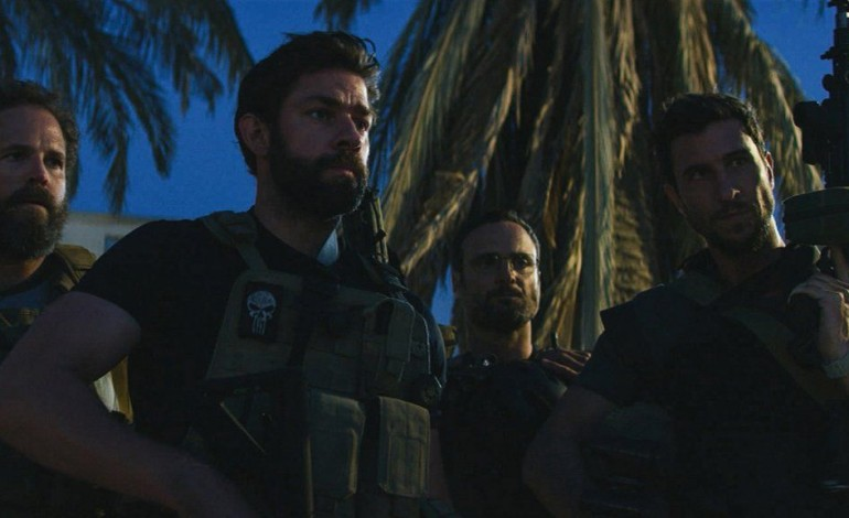 Academy strips Oscar nomination for '13 Hours' sound mixer