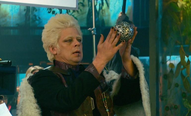 Benicio Del Toro Bringing The Collector to 'Avengers: Infinity War'