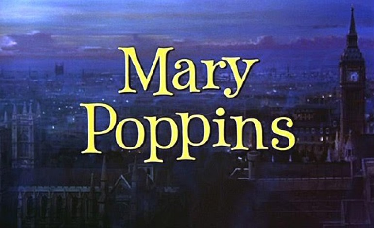 It's a Jolly Holiday with Emily Blunt's Mary Poppins in the First Image from Disney's Sequel