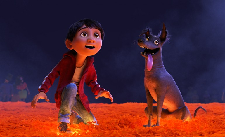 Check Out the Teaser for Pixar's 'Coco'