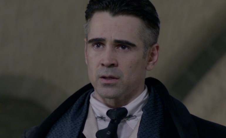 Colin Farrell May Be J...
