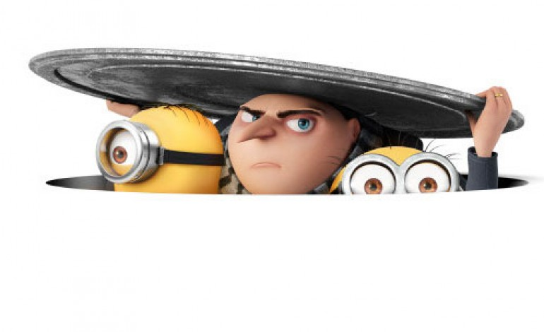 'Despicable Me 3′ Trailer Reveals Gru's Golden Haired Twin Brother